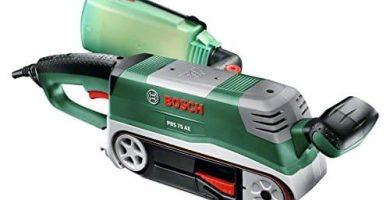Lijadora de banda Bosch